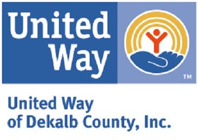 United Way DeKalb County logo